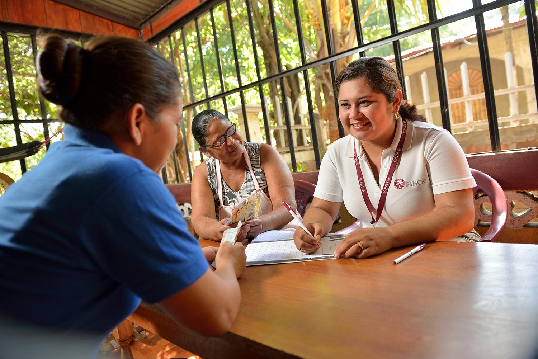 Nicaragua loan officer