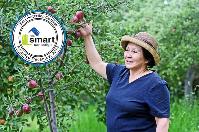 FINCA Kyrgyzstan Smart Certified