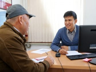 FINCA Kyrgyzstan Financial Literacy Program