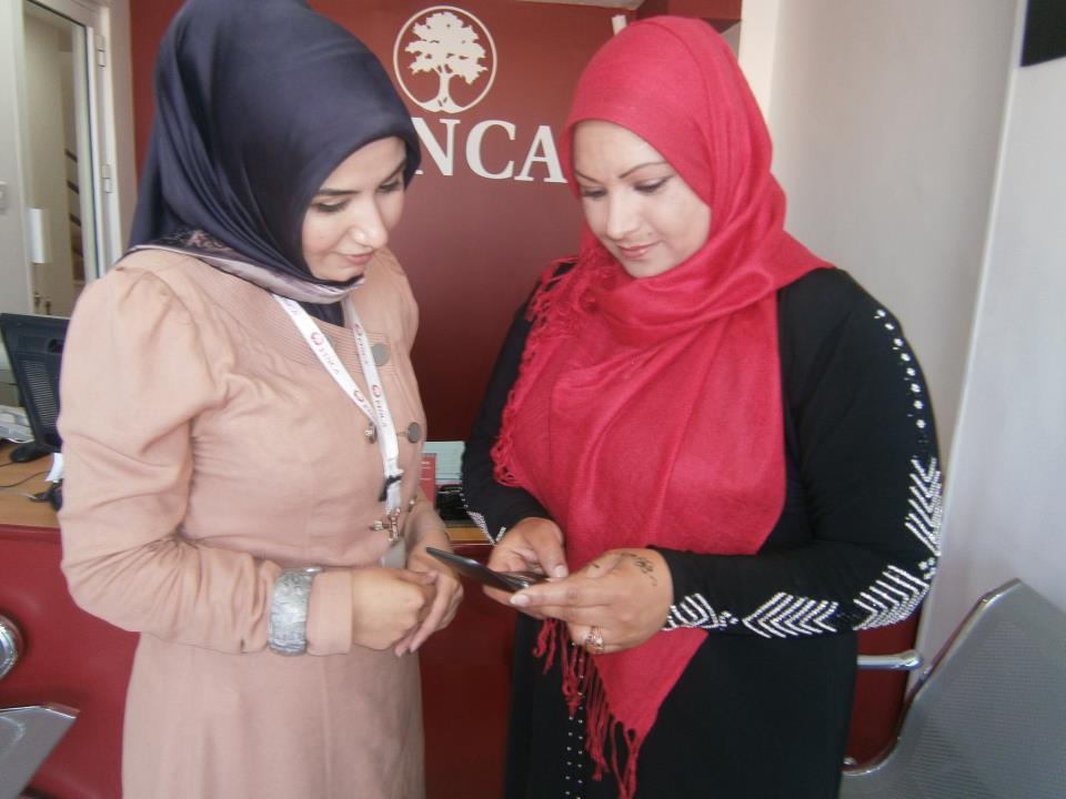 FINCA Jordan clients
