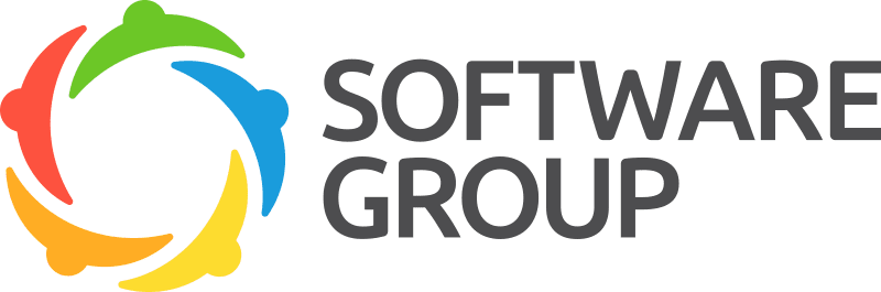 Software group logo