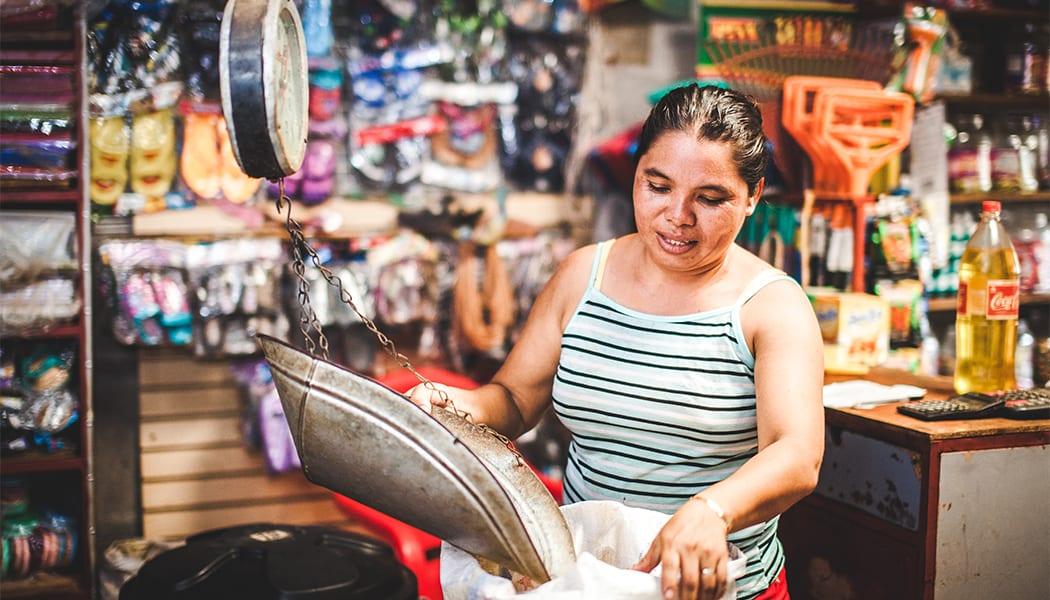 FINCA Nicaragua Client