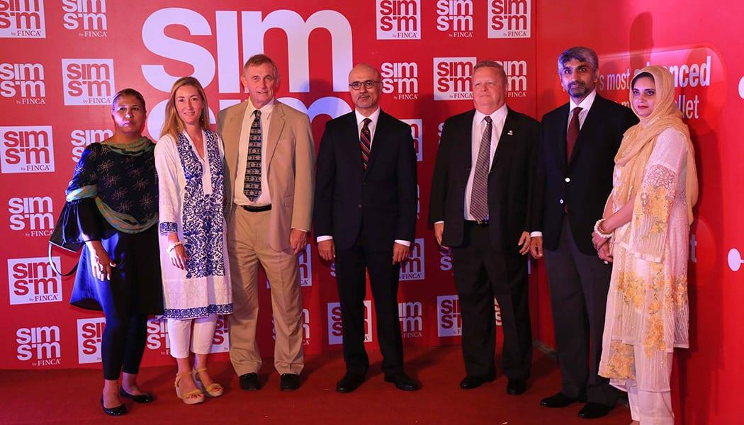 Mobile Wallet launch in Pakistan