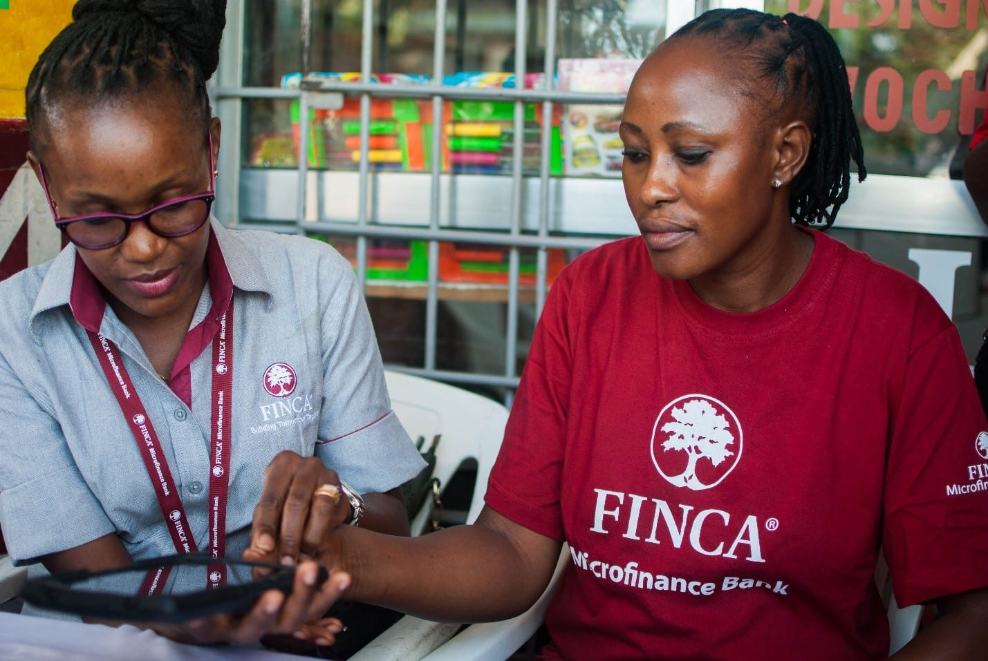 Fintech innovations like agent banking can help women access responsible financial services.