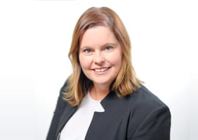 FINCA Impact Finance COO Caren Robb is a leader in fintech and financial inclusion
