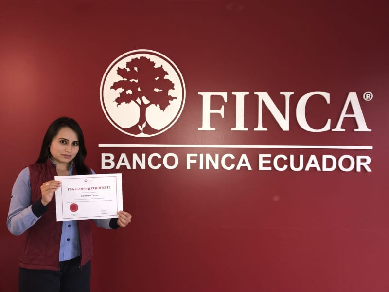 FINCA Impact Finance is responding to fintech innovation by transforming how it trains its employees.