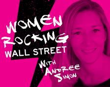 Woman Rocking Wallstreet