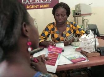 agent banking DRC
